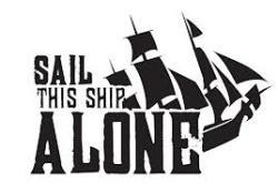 sailthisshipalone