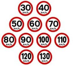 speedlimits