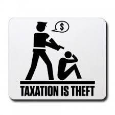 taxationistheft