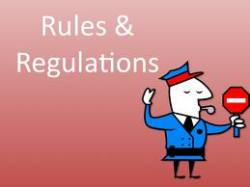 rulesandregulations