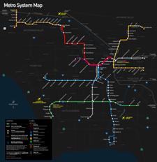 metroLAmap