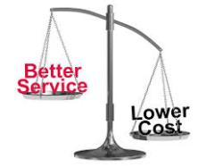 betterservicelowercost