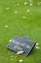 keepoffthegrass