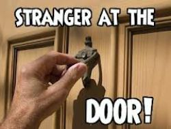 strangeratthedoor
