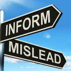 misinform
