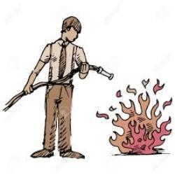 puttingoutthefire